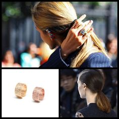 Jewelry Trend, Ear Cuffs for Fall