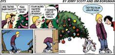 Awww… Zits for 12/22/2013 | Zits | Comics | ArcaMax Publishing