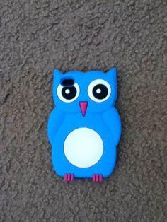 Owl I pod touch case