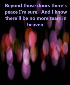 Eric Clapton - Tears in Heaven - 1992 Writers: Eric Clapton and Will Jennings Album = Rush Song Lyrics