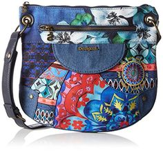 Desigual Brooklyn Culture Club, Sac bandoulière - Femme 2016 #2016, #Demarque http://sac-a-main.top/desigual-brooklyn-culture-club-sac-bandouliere-femme-2016-3/