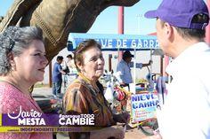 Mi gobierno será facilitador para darles apoyos a todas las mujeres chihuahuenses: Javier Mesta | El Puntero