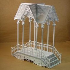 For the dollhouse, but I want one in real life!