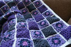Ravelry: Project Gallery for 27-28-577B Merino Wool Blanket pattern by Pierrot (Gosyo Co., Ltd)