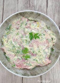 Good Food, Yummy Food, Polish Recipes, Pork Dishes, Creative Food, Diy Food, Food Hacks, Food To Make, Food And Drink