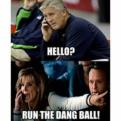 Pete Carrol and Big Mike Learn Nfl Jokes, Funny Football Memes, Funny Nfl, Funny Sports Memes, Sports Humor, Football Humor, Basketball Memes, Football Stuff, Funny Memes
