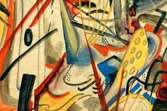 August Macke / Colour Composition II / 1911