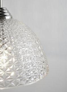 Photo 4 Of Holly Willoughby Glass Diner Pendant Light