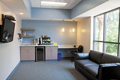 Quiet room for clients - Charleston Veterinary Referral Center in Charleston, S.C.