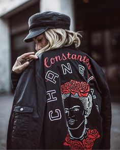 #fashion #fashionista #fashionblogger #outfit #outfitoftheday #trendy #jumper #style #streetstyle #it #itgirl #cool #lifestyle #indie #back #leather #leatherjacket #jacket #fridakahlo Moda Hipster, Jumper, Indie, Navy Hats, Boho Life, Hipster Fashion, Hipster Style, Rocker Style, Street Smart