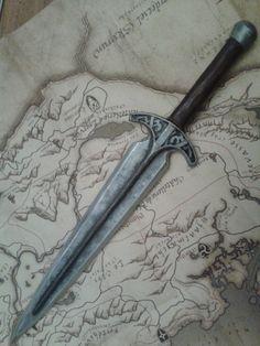 Steel Dagger The Elder Scrolls V: Skyrim by Arlek1Creations