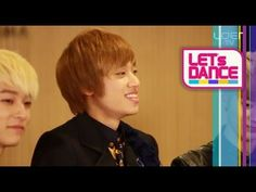 Let's Dance: TEEN TOP(틴탑)_Miss Right(긴 생머리 그녀) [ENG SUB]