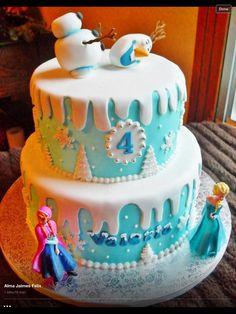 Laynees birthday cake!