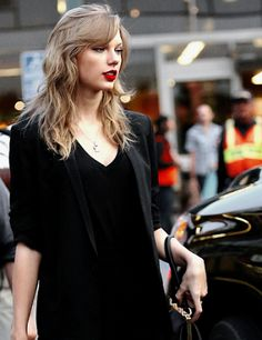 Taylor Swift out and about NYC