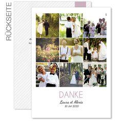 Danksagungskarten Hochzeit  - Bühnenreif 24654