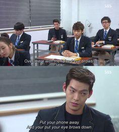 Kim Woo Bin (Heirs)
