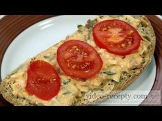 Party Snacks, Bruschetta, Quiche, Brunch, Food And Drink, Cooking, Breakfast, Ethnic Recipes, Youtube