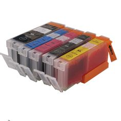 For CANON 470 471 PGI-470 PGBK CLI-471 compatible  ink cartridge full ink For canon PIXMA MG6840 MG5740 TS5040 TS6040 printer