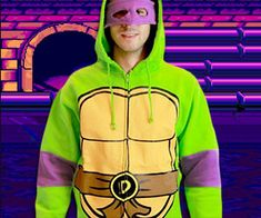 Teenage Mutant Ninja Turtles Hoodie