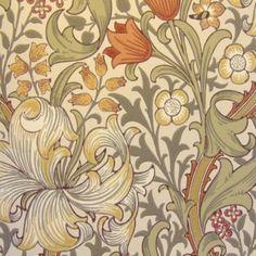 William Morris Golden Lily