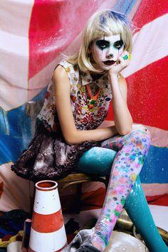 Sasha for Sicky Magazine by Sergey Sheluhin.                                                                                                                                                                                 More