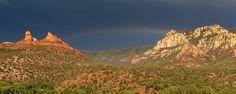 Sedona Rainbow | by Darren LoPrinzi