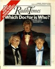 Radio Times - Dr. Who cover 1973