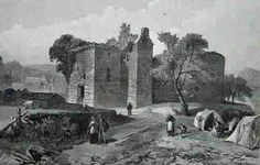 Rothesay Castle in 1888.