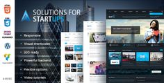 Download Solution for Startups - MultiPurpose WP Theme http://theme4est.blogspot.com/2014/04/download-solution-for-startups.html