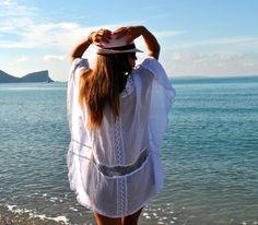 Julia túnica trasera total look Ibiza