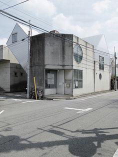 House in Higashi Tamagawa - Kazuo Shinohara | Flickr - Photo Sharing!
