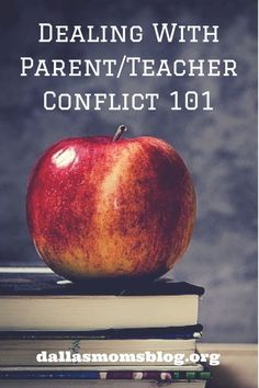 It's going to happen at some point. It might happen as early as preschool, or it might surface in elementary school, but one day you willdisagree with something your child's teacher does or says.