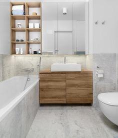 Myśląc o łazience, mamy zazwyczaj przed oczami przestronne pomieszczenie, które…