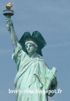 LA STATUT DE LA LBERTE CREE PAR BARTHOLDI ALSACIEN Alsace, Petite France, Statue Of Liberty, Fictional Characters, Statue Of Liberty Facts, Statue Of Libery, Fantasy Characters