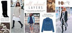 Aprenda como usar sobreposições com a blogger alemã Maja Wyh!