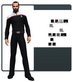 Starfleet Uniform Code Page 6 | Star Trek Online