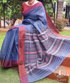 Beautiful Woven Begumpuri Saree More