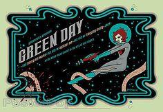 Rocket girl Green Day 2005