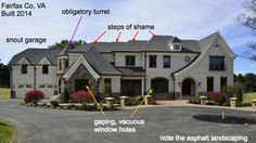 Architecture blogger explains why McMansions are terrible