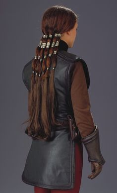 Star Wars - Padme Amidala flight suit - from Episode III want to make this suit