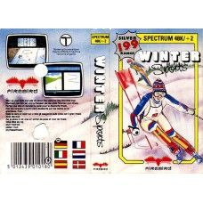 Winter Sports for ZX Spectrum from Mastertronic