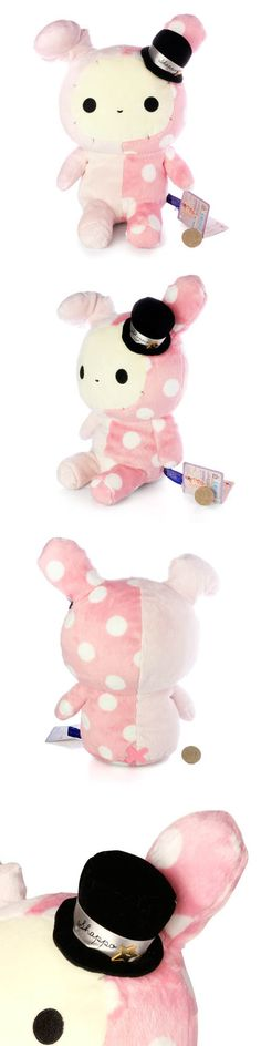 San-x Sentimental Circus Classic Pink Bunny 32 cm Height Small plush doll