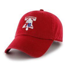 800c78596ff3 Philadelphia 76ers Cleanup hat