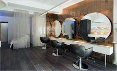 Salon Inrichting Meubels : Beste afbeeldingen van kapsalon interieur cosmetology quotes