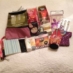 Stocking Stuffers Bundle All New Look at pictures for to see what's in bundle . Have any questions ask. Offers with the offer button Accessories