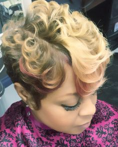 Today we have the most stylish 86 Cute Short Pixie Haircuts. We claim that you have never seen such elegant and eye-catching short hairstyles before. Pixie haircut, of course, offers a lot of options for the hair of the ladies'… Continue Reading → Medium Hair Styles, Curly Hair Styles, Natural Hair Styles, Short Styles, Short Sassy Haircuts, Short Hair Cuts, Pixie Cuts, Undercut Hairstyles, Girl Hairstyles