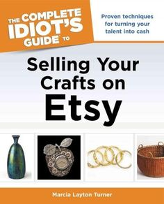 Etsy is a wildly popular website where crafters and craftsmen alike have discovered a portal where they can market and sell their handmade wares - literally around the globe. Any successful Etsy selle
