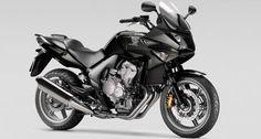 Honda CBF600SA - presne ako tá moja.