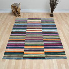 Jacob Multi Coloured Rugs
