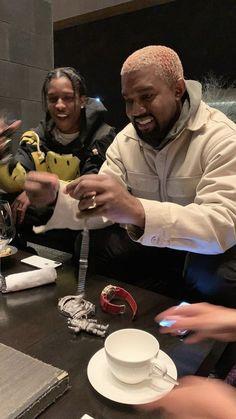 Kanye West Outfits, Kanye West Style, Kanye West Wallpaper, Rap Wallpaper, Asap Rocky Wallpaper, Urbane Fotografie, Lord Pretty Flacko, Arte Hip Hop, Lil Durk